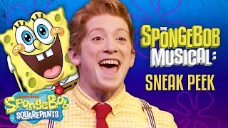 Ethan Slater Sings Best Day Ever from The SpongeBob Musical Live on Stage  SpongeBob