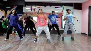 Kanne Pitta Ro Telugu Song || Zumba Fitness