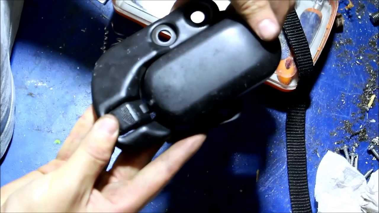 Do It Yourself Mazda Mx5 Soft Or Hard Top Latch Fix Youtube