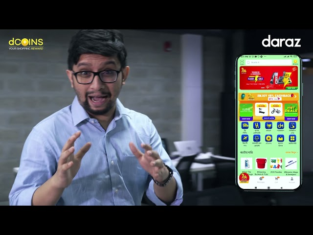 How to Use dCoins| Daraz Bangladesh | Online Shopping in Bangladesh