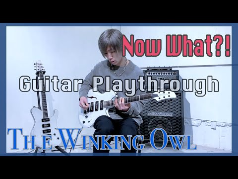 "Yoma (The Winking Owl) - ""Now What?!"" Guitar Playthrough + Tutorial"