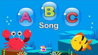 ABC Song - Learn English Alphabets - Nursery Rhymes for children - Animated Cartoon for kids