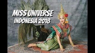 PART 4 - SONIA FERGINA (MISS UNIVERSE INDONESIA 2018) TRANSFORMATION
