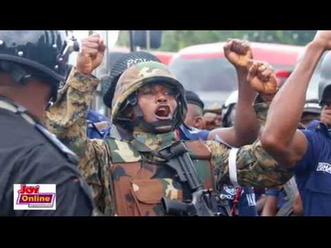 Ghana Army Ready To Fight Galamsey (Illegal Miners)