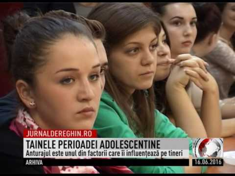 TAINELE PERIOADEI ADOLESCENTINE (2016 06 16)