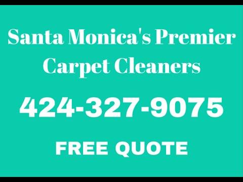Carpet Cleaning Santa Monica | 424-327-9075