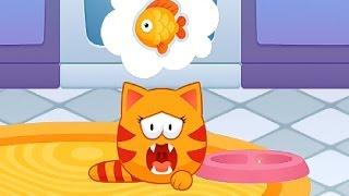 Мяусим – #4 Детский игровой мультик для детей! MewSim Мобильные игры