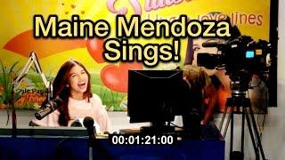 Download Maine Mendoza sings Ikaw Lamang! (SONG COVER)