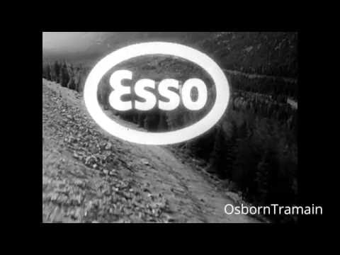 1964 Esso Imperial Commercial - Canadian - Lloyd Bochner Voiceover