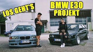LB GARAGE | JULEZ BMW E30 PROJEKT | LOS GEHTS!