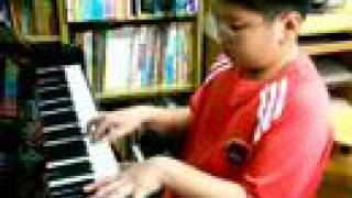 The Crave(海上鋼琴師)_20071016 寶泰的鋼琴曲