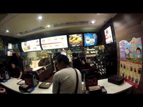 McDonald's Hong Kong 13 05 2013