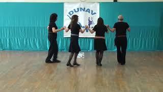 Hora Pe Gheata, Romanian Folk Dance