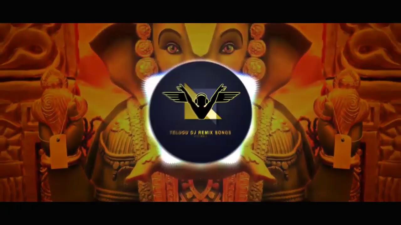 2020 GANESH TELUGU DJ SONG    GALLI KA GANESH TELUGU DJ SONG    LORD GANESH DJ SONGS    VINAYAKA DJ