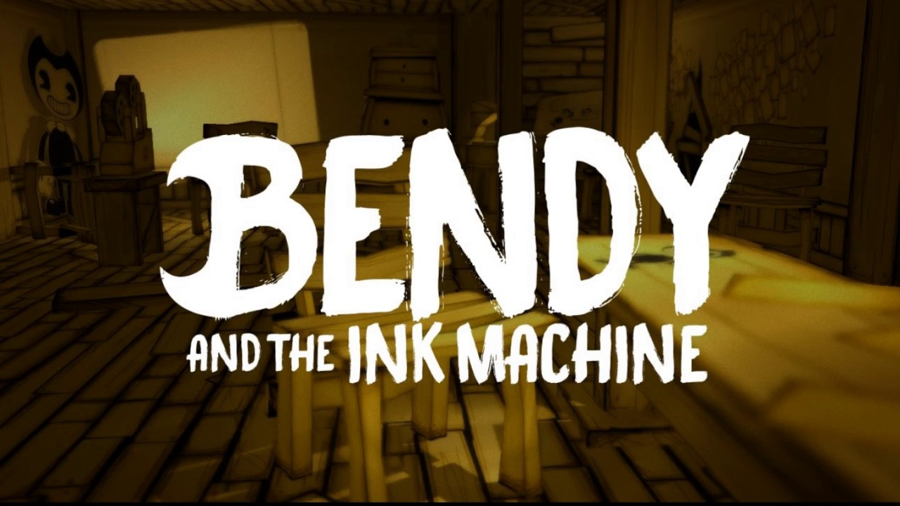bendy and the ink machine rap