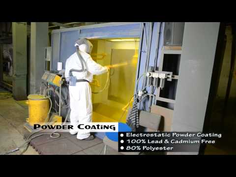 A Tour Of Wicksteed Playgrounds Factory