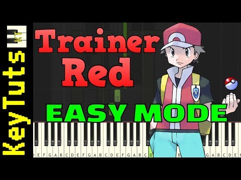 Download Learn to Play Trainer Red from Pokemon Gold and Silver - Easy Mode