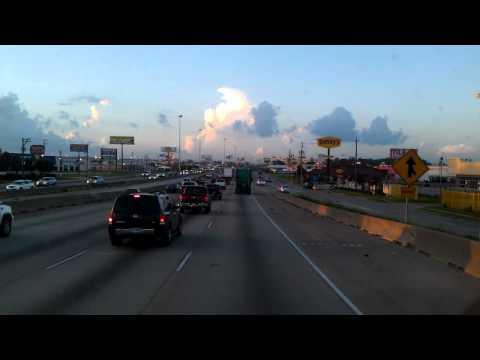 Houston Morning Rush Hour