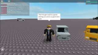 Robloxia Top Gear: Ultra Micro Cars Crash Testing And Review (Part 1)
