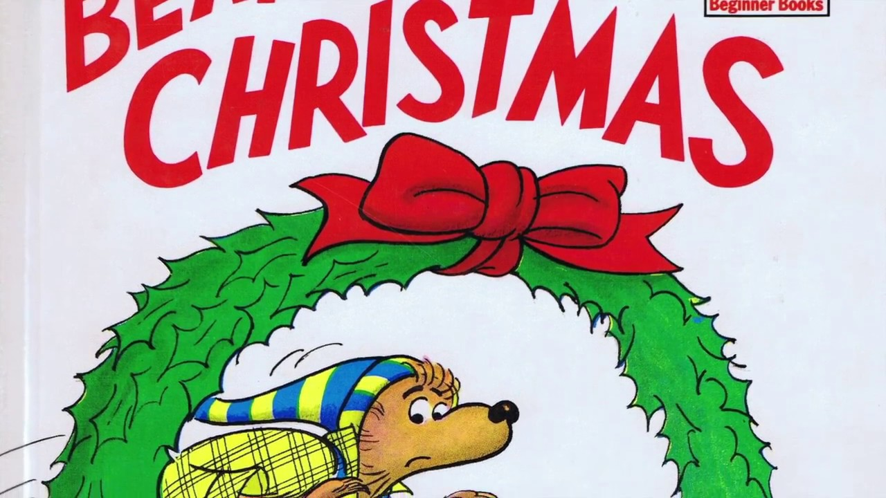The Bears' Christmas | Children's Books Read Aloud - YouTube
