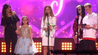 Алиса Кожикина: победа в номинации «Песня года» Девичник Teens Awards 2018