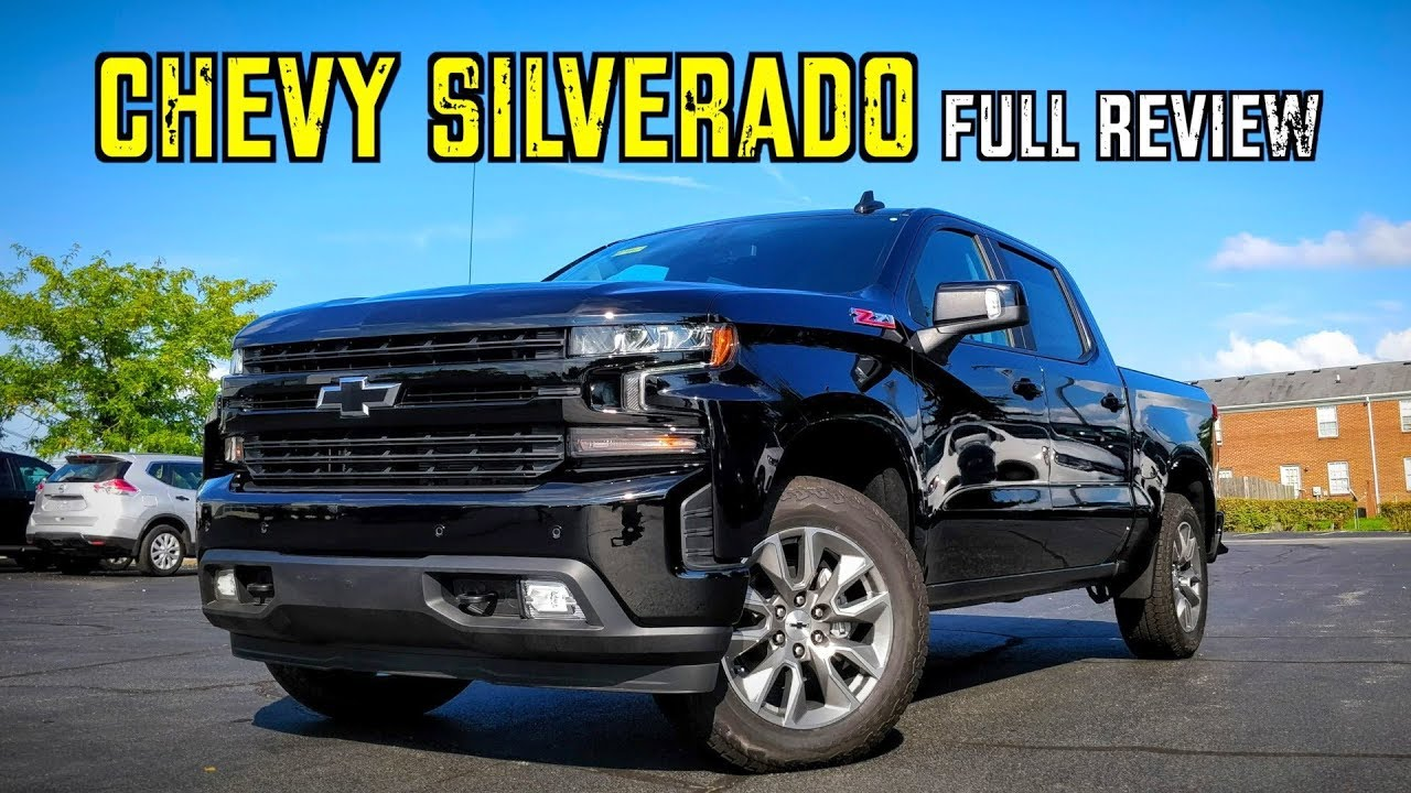 2019 chevy silverado 1500 full review the best truck money can buy. Black Bedroom Furniture Sets. Home Design Ideas