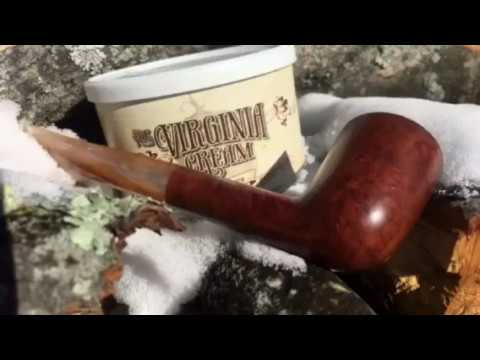 G.L. Pease Virginia Cream pipe tobacco review