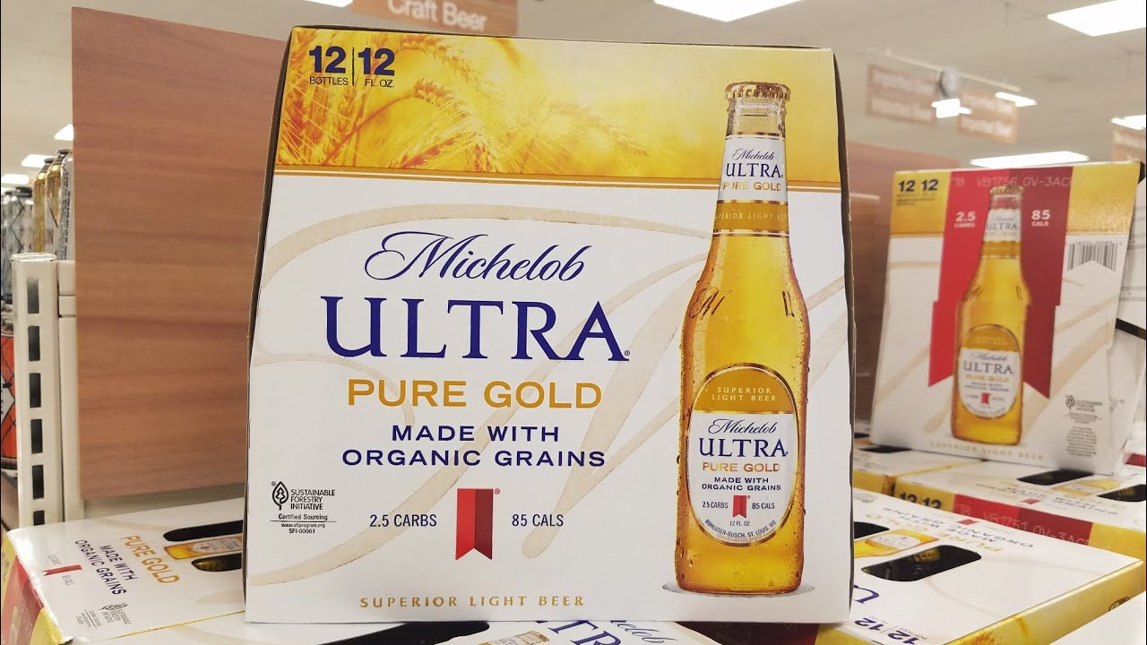Michelob Ultra Pure Gold Review Compared To Original