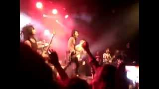 Black Veil Brides - Fallen Angels (Live at Bristol o2 academy) Thumbnail
