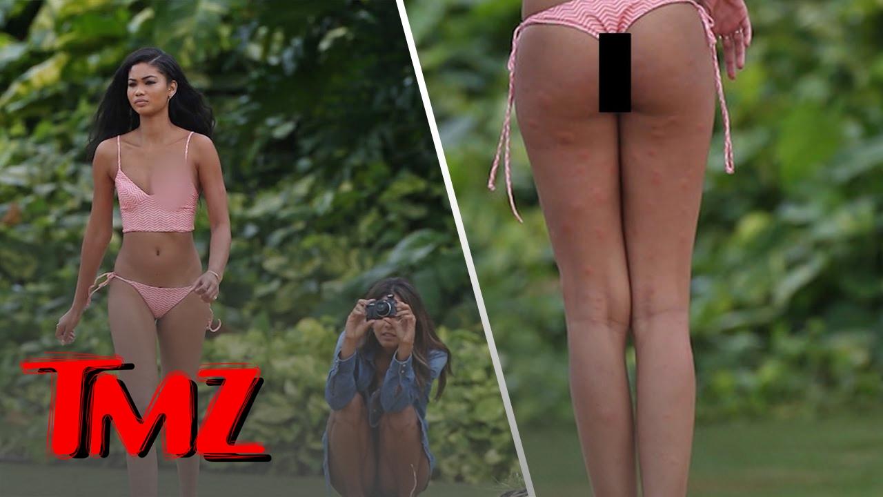 Supermodel Chanel Iman Was Eaten Alive In Hawaii Tmz