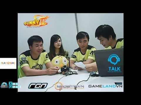 Phỏng vấn những nhà vô địch Gunny Thế Giới 2013