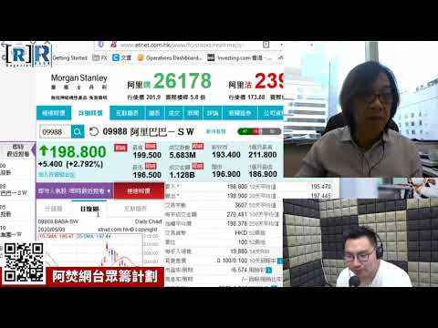 Raga Finance:文錦期權譜 20200511- 主持:文錦輝、Calvin