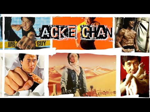 JACKIE CHAN - ULTIMATE MARTIAL ARTS WORKOUT MOTIVATION
