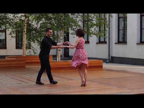 Marina & Sasha - Dance Balboa Have Fun