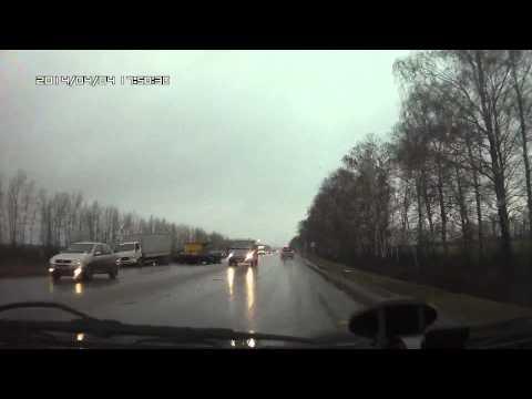 "Авария на трассе ""Нововоронеж-Воронеж"""