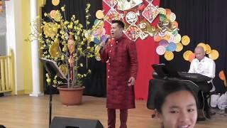 Hạnh Phúc Đầu Xuân (Minh Kỳ & Lê Dinh) - Oscar - Chùa Phổ Đà Tết 2020