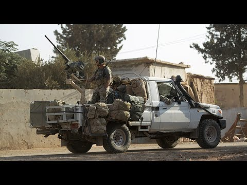 Trump halts CIA program training Syrian combatants