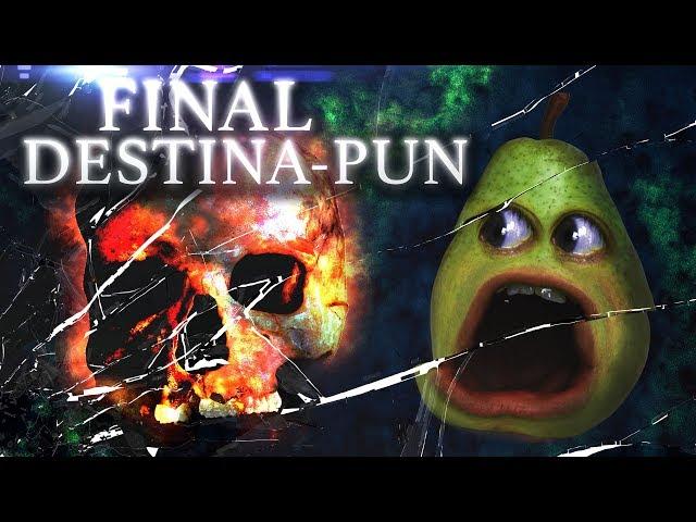 Annoying Orange - Final Destina-Pun! #Shocktober