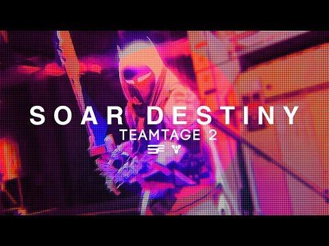 SoaR Destiny: SKYFALL - A Destiny 1 & 2 Teamtage by Akii