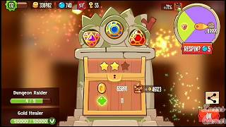 Stealing golden gems #6 - King of Thieves