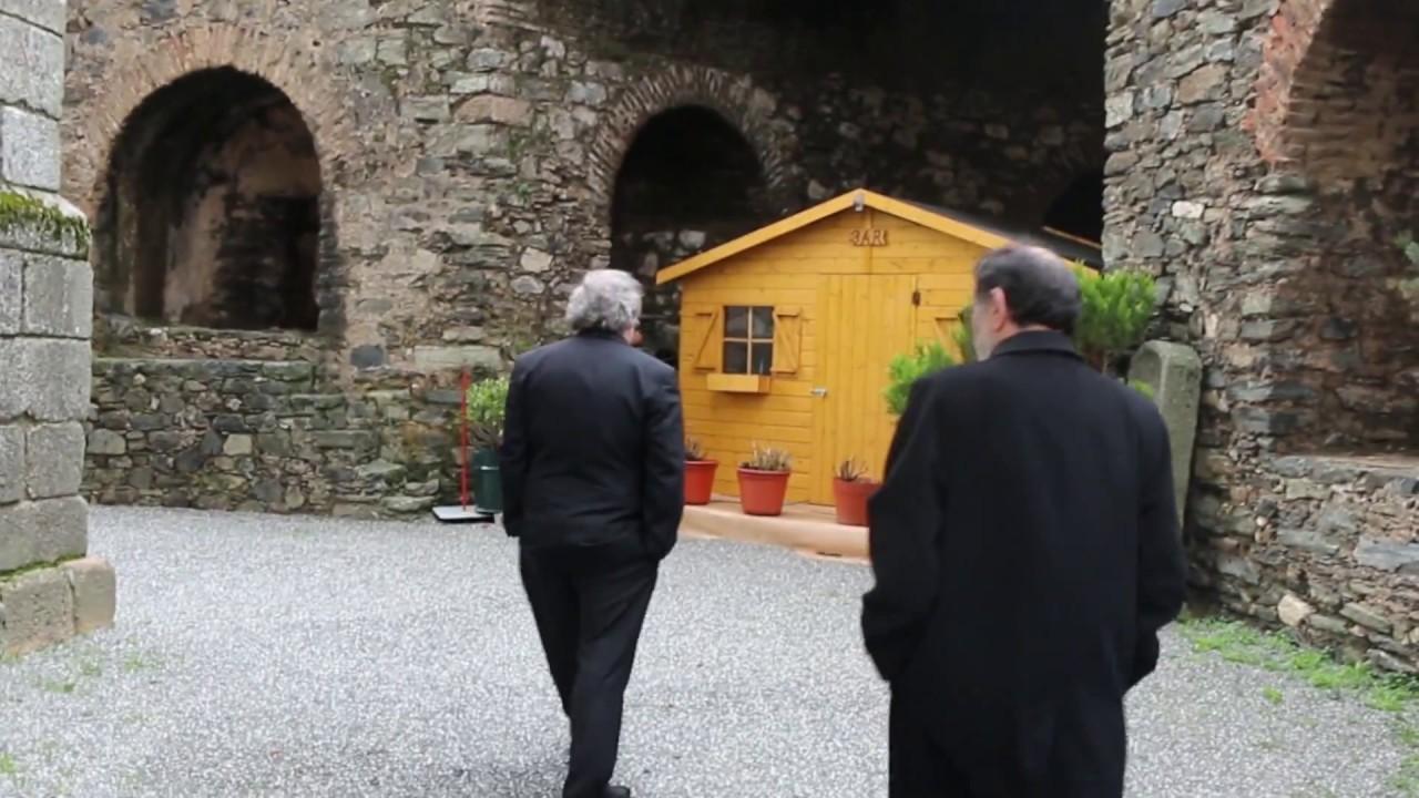 IX Grão-Mestre da Grande Loja visita a cidade-sede da Maçonaria Regular e Tradicional em Portugal