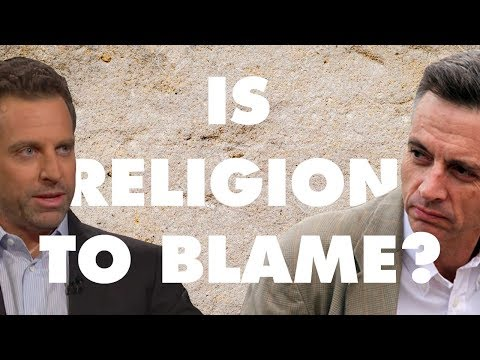 Is religion to blame? | Robert Wright & Sam Harris [The Wright Show] (full conversation)