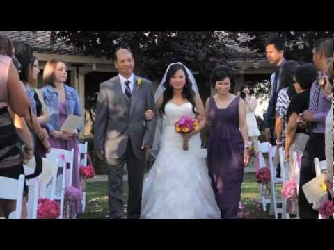 Bella Montagna, San Jose CA Wedding Video