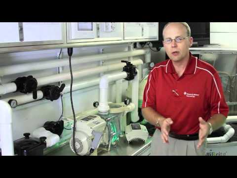 Pentair Swimming Pool Equipment Video-Brought To You By Aqua Blue Pools