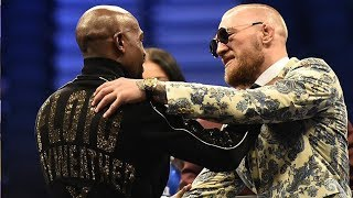 Conor McGregor Bringing Floyd Mayweather to UFC!?
