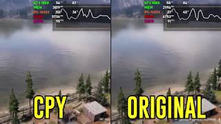 Far Cry 5: CPY vs ORIGINAL