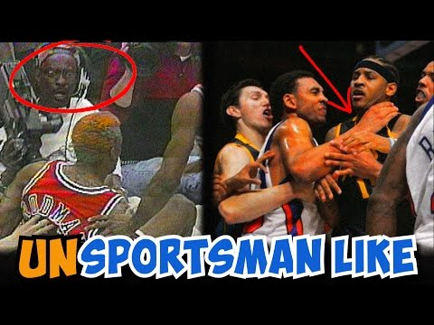 The Most UNNECESSARY Acts in NBA HISTORY!