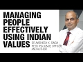 Life Skills: Managing People Effectively using Indian Values by Dr Awdhesh Singh