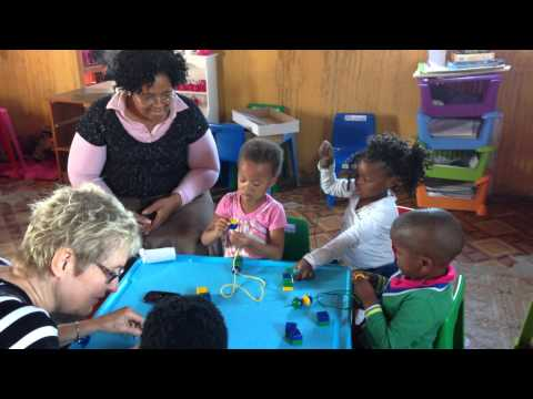 South Africa Partners -- Early Childhood Development Initiative