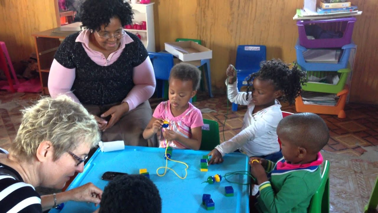 South Africa Partners Early Childhood Development Initiative